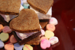 sweetheart smores