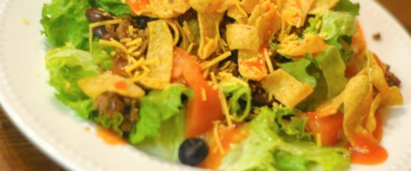 Allergy Free Taco Salad