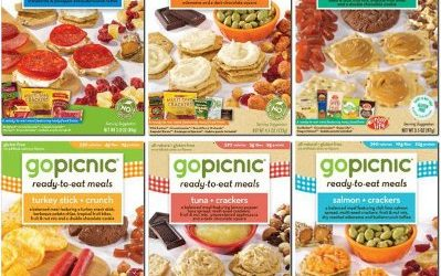 A Review: GoPicnic Ready to Eat Meals