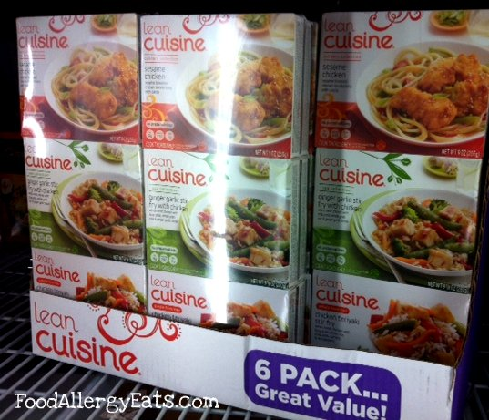 Easy healthy lunches for mom from lean cuisine for Are lean cuisine healthy