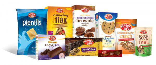 Enjoy Life Foods Review: Decadent Soft Baked Bars