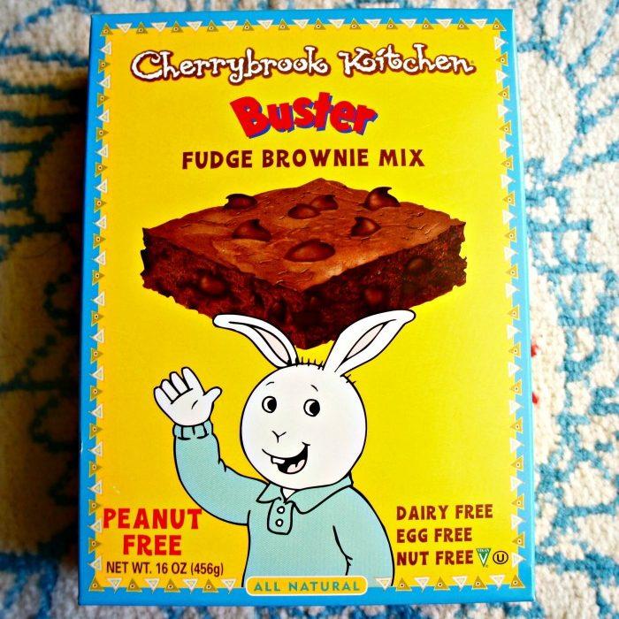 Fudge Brownie Bites @FoodAllergyEats