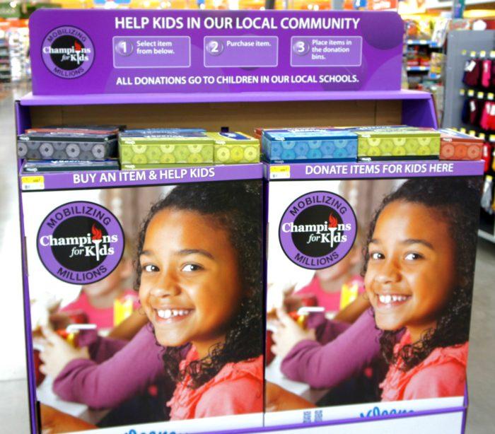 Champions for Kids #simplegiving #cbias #shop