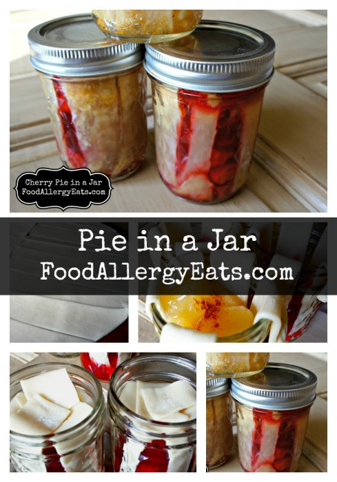 Pie in a Jar #diy
