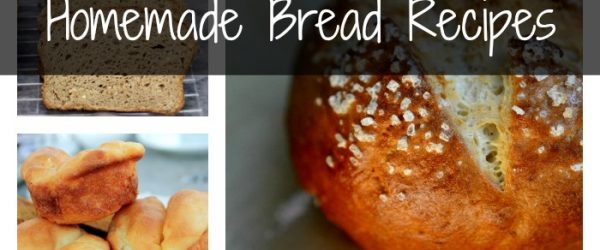 10 Allergy Friendly Homemade Bread Recipes