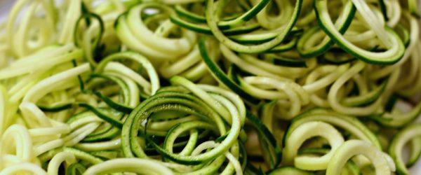 Easy Zucchini Pasta