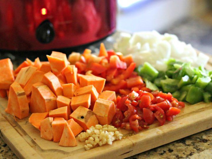 Allergy Friendly Slow Cooker Sweet Potato Chili