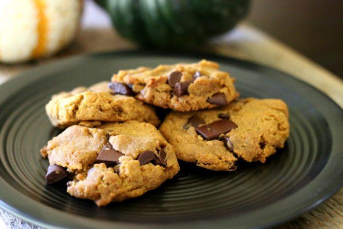 Allergy Friendly Pumpkin Spice Cookies