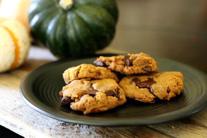 Allergy Friendly Pumpkin Spice Cookies
