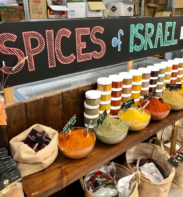 Traveling through Israel with Food Allergies